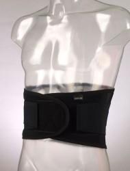 Корсет поясничный, Комф-орт р. 4 (80-100) арт. К608 поддерживающий с упругими пластинами