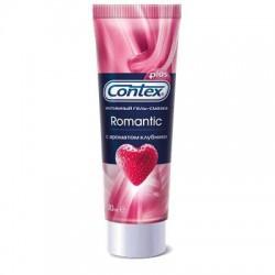 Гель-смазка интимный, Контекс 30 мл романтик ароматизированный